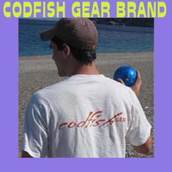 Codfish Gear Brand Home Page